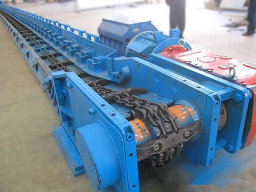 河南FU型链式输送机厂家-河北无轴螺旋输送机