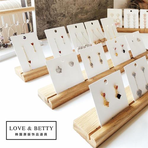 浙星游2注册挡板-上海星怡划算的木质材质展示架