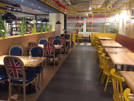 西餐廳家具-主題餐廳家具-茶餐廳桌椅廠家