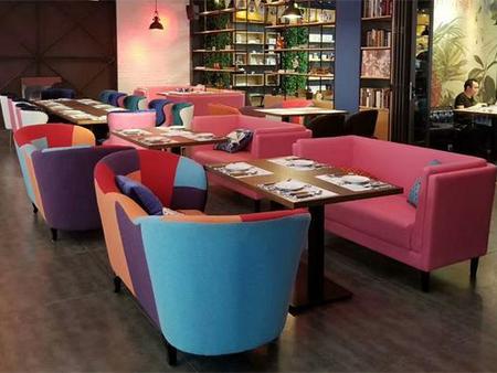 惠州售樓處家具定制廠家_好的餐廳家具定制哪里有