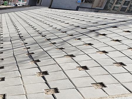 沈阳植草砖哪家好-弓长岭透水砖-宏伟透水砖