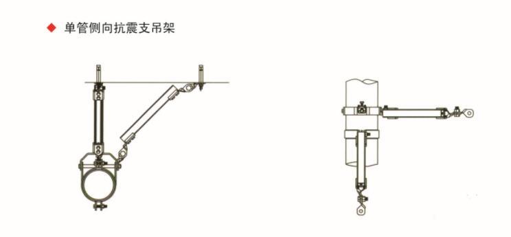 文昌抗震支吊架工厂|好用的海南抗震支架海南庞鸿实业供应