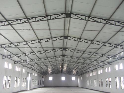 西安彩钢棚价格-陕西钢结构造价