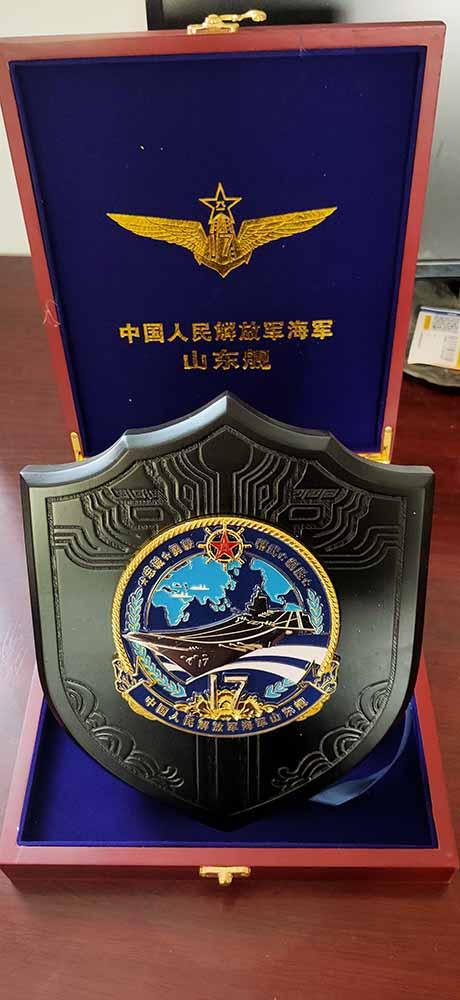 青岛部队纪念品加工-青岛送战友礼品批发-青岛送战友礼品加工