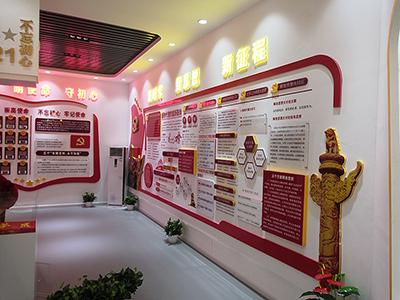 【视野广告】烟台广告装饰公司 烟台展馆展厅设计 烟台广告公司