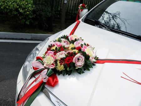 山东婚庆道具价格_去哪找优惠的婚车装饰