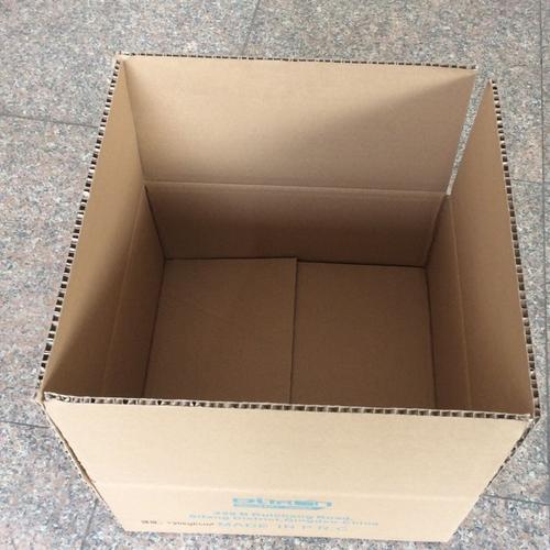 蜂窩紙板定制 買蜂窩紙箱認準添錦包裝印刷