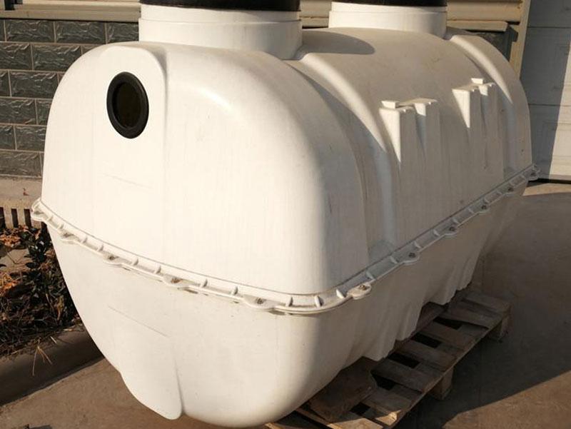 旱厕改造化粪池
