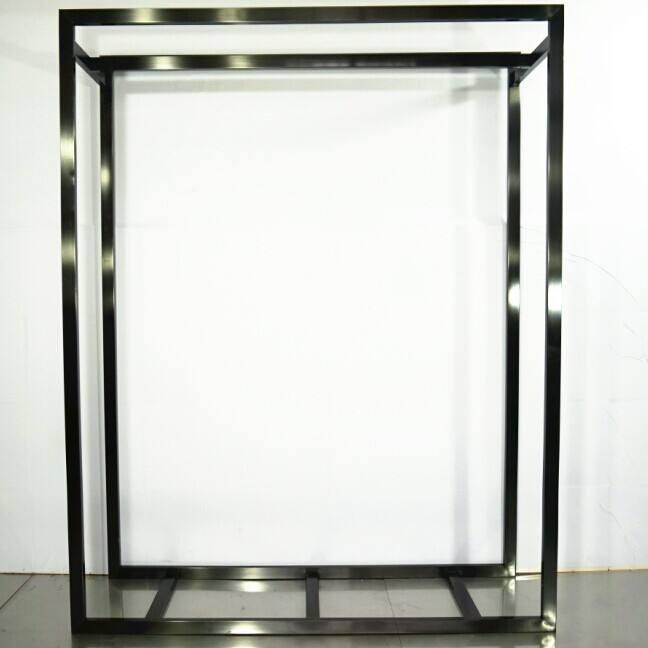 不銹鋼衣架廠家-三門峽展示架-平頂山展示架