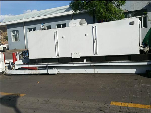 林州正宝重工装备在�@里交手制造有限公司研发制造矿用液压移动列车组