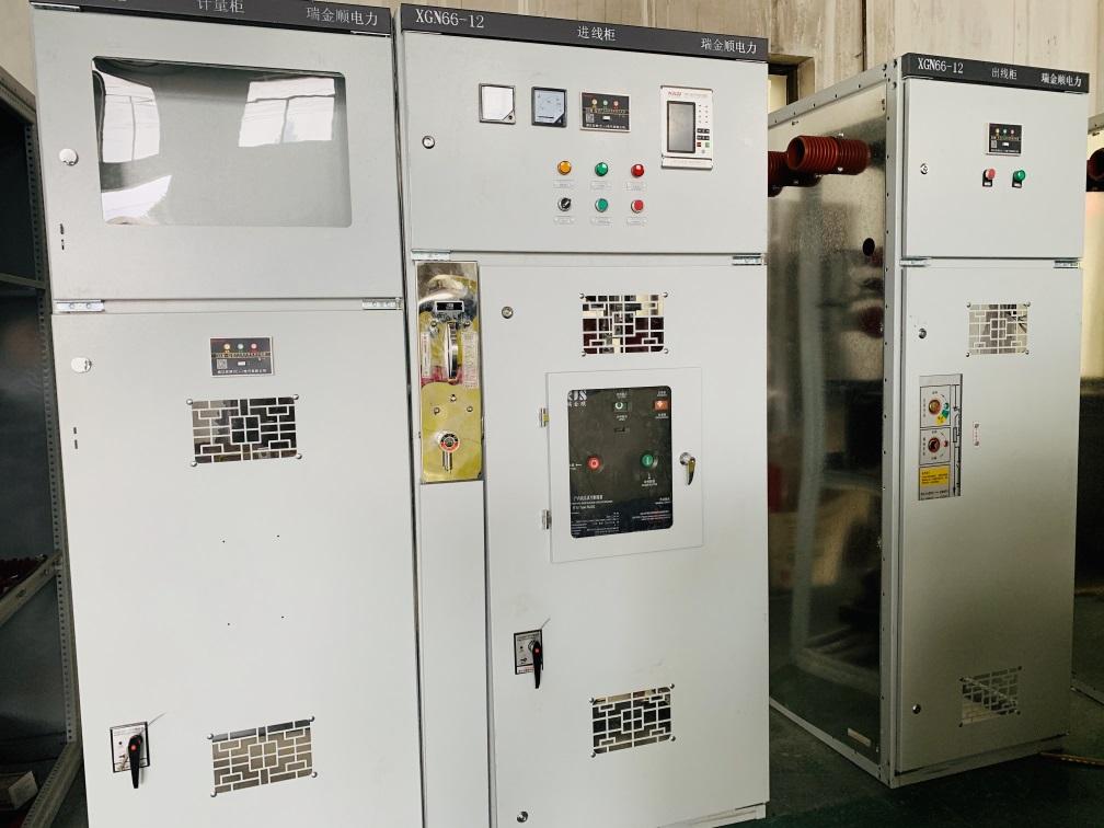 吳忠高壓配電柜廠家|想買優良的寧夏進線柜就來寧夏瑞金順電力