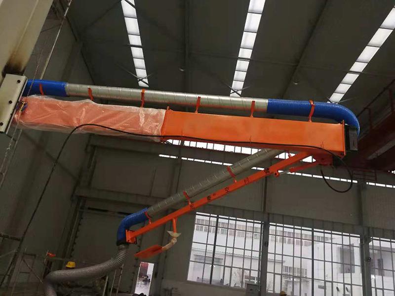 手弧焊焊接设备液压吸尘臂 液压吸尘臂市场价