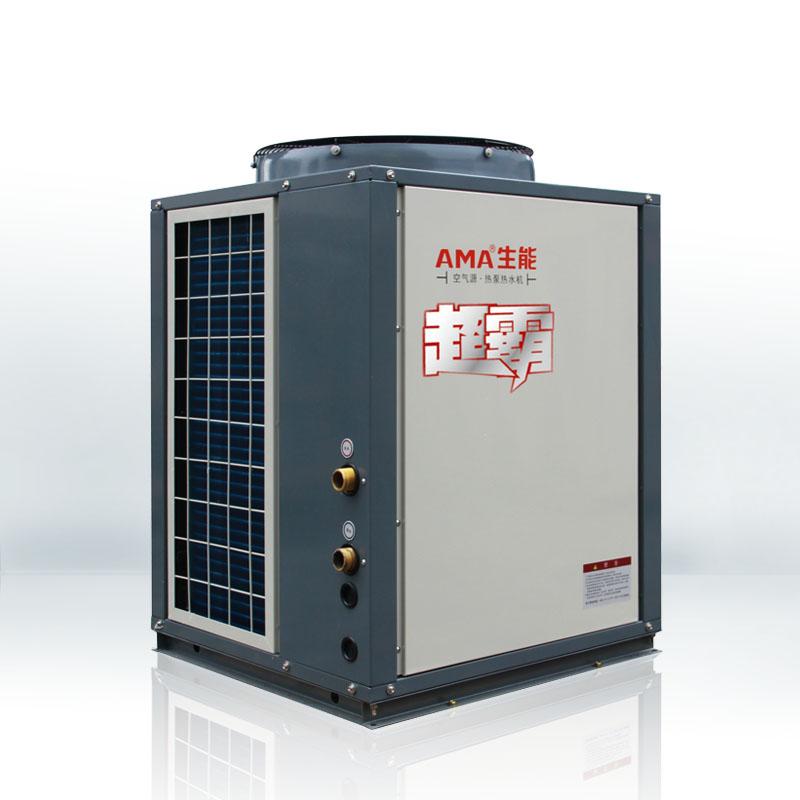 空气源热泵热水机组,广西空气能热水工程