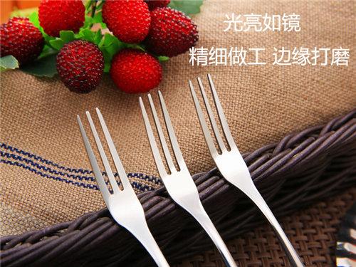 南京不锈钢餐具批发-长沙不锈钢餐具批发-长沙甜品叉勺批发