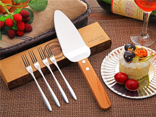 郑州蛋糕刀叉定制-长沙蛋糕刀叉厂家-长沙不锈钢餐具厂家