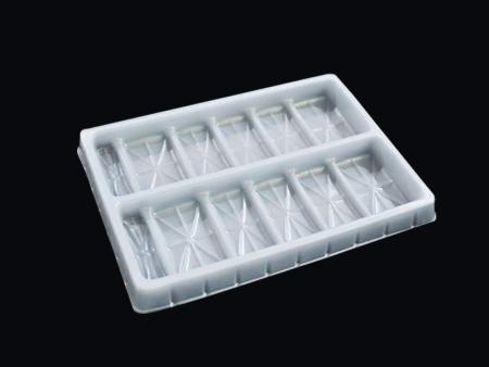 托盘包装箱厂家-信誉好的吸塑托盘包装厂家资讯