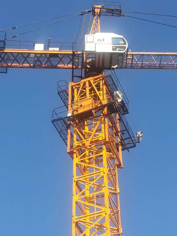好的哈尔滨塔吊推荐-宾县牡丹江125型塔吊
