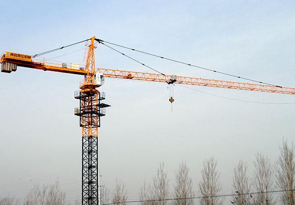 口碑好的哈尔滨塔吊供应_松北牡丹江40型塔吊