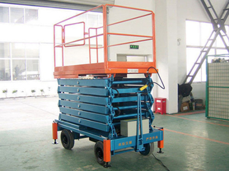 液压升降舞台生产厂家_成都安华远供应报价合理的升降机