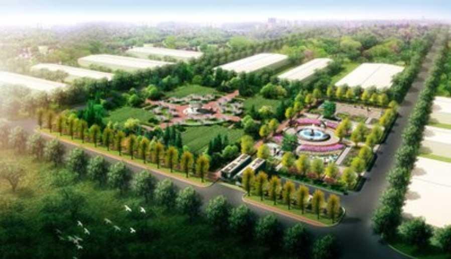 武城現代農業園林景觀設計-陵縣現代農業園林景觀設計機構