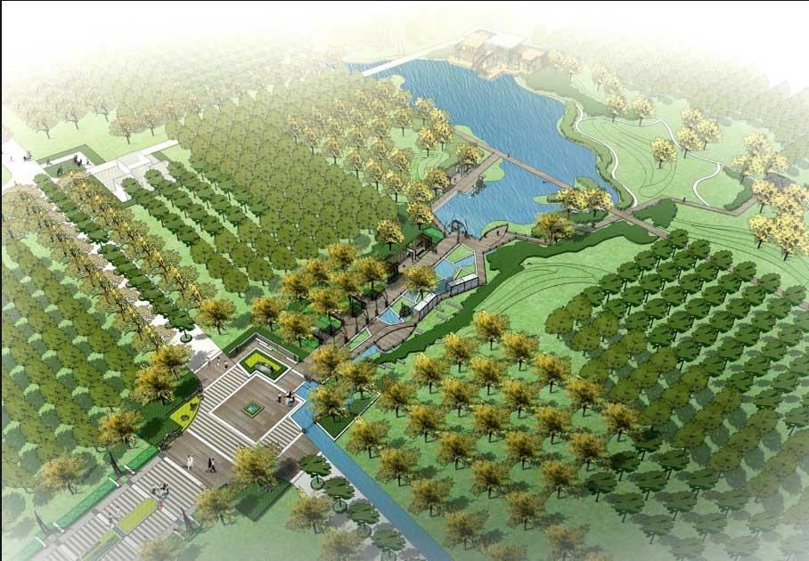 无棣现代农业园林景观设计-现代农业园林景观设计机构怎么样