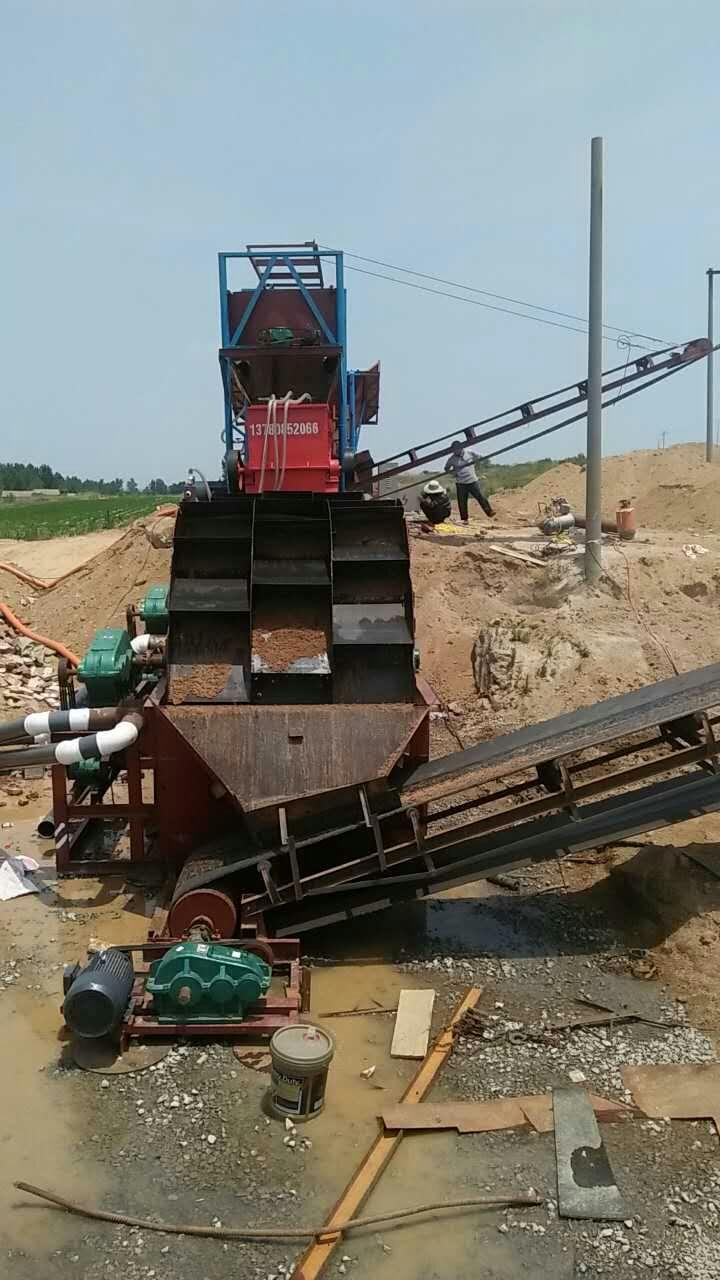 山东洗沙机厂家山东洗沙设备生产厂家洗沙机价格水洗轮批发供应商