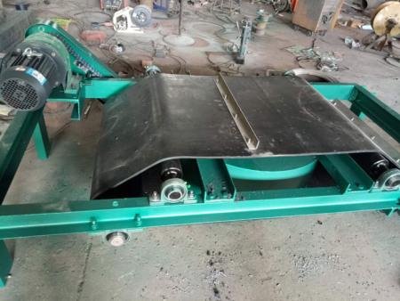 矿用永磁除铁器加工-陕西铠装永磁自卸除铁器