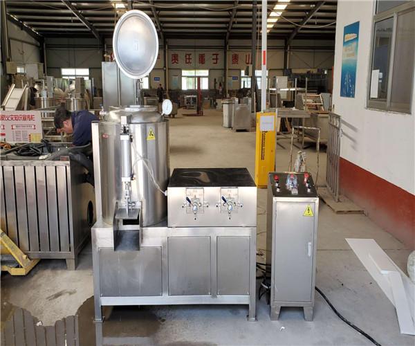 湖北水果酵素打浆机生产厂家-哪li能买到好用de水果酵素打浆机