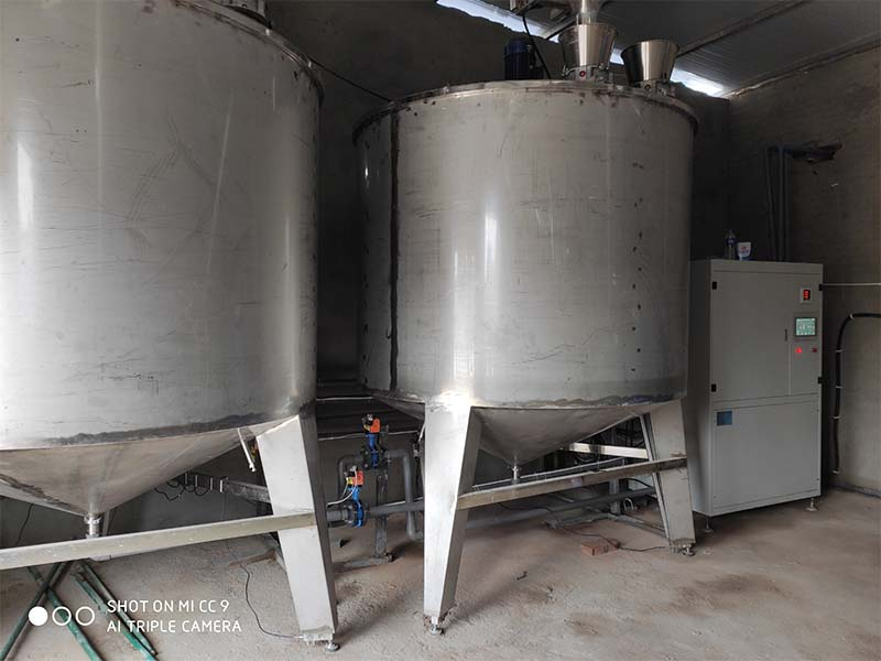 广东液态饲喂系统价格-山东养猪场设备多少钱-河南养猪场设备