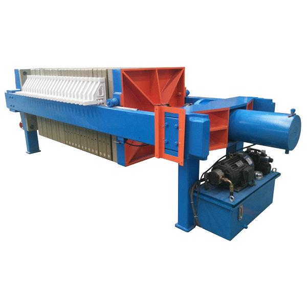 废水压滤机订制-辽宁污泥板框压滤机多少钱