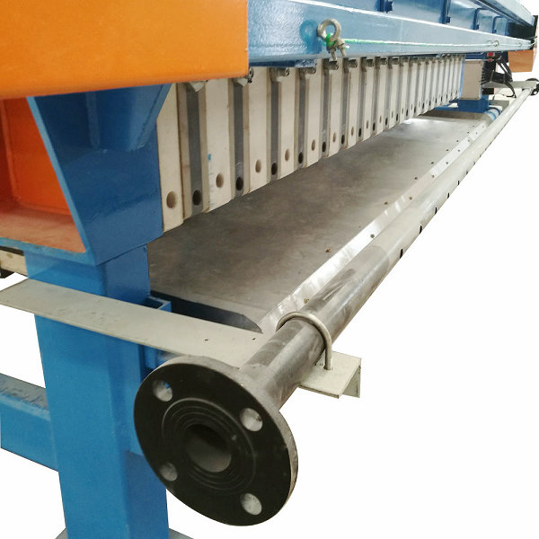 高压隔膜压滤机-河南高压隔膜压滤机生产厂家