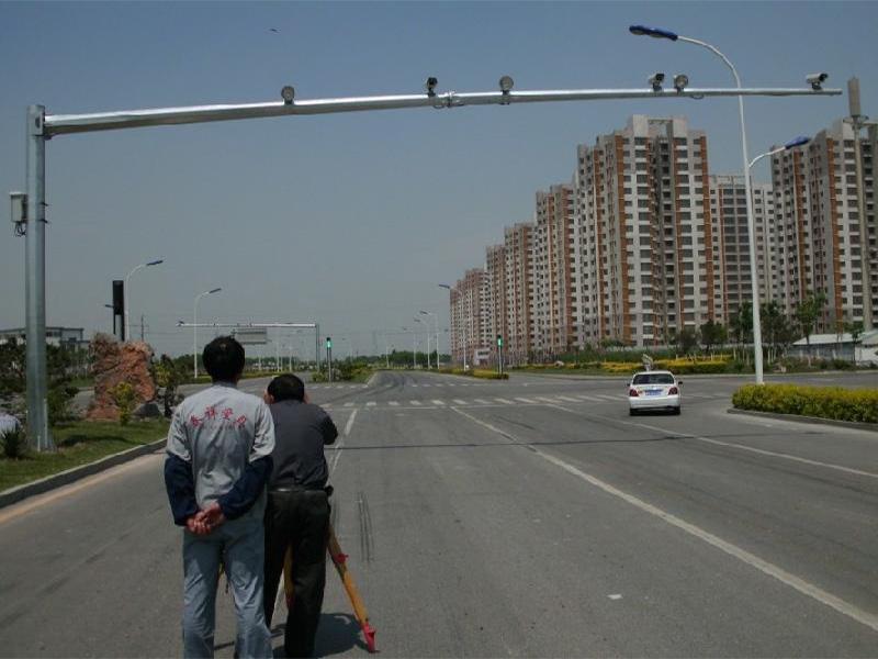 三门峡电子警察杆-河南电子警察监控批发-郑州电子警察监控厂家