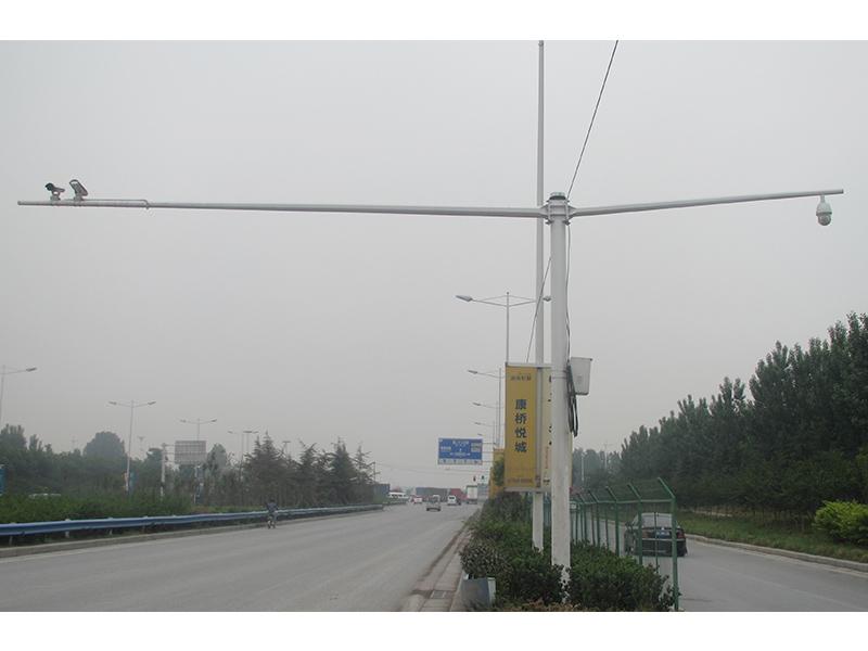 郑州电子警察杆厂家-鹤壁电子警察监控价格