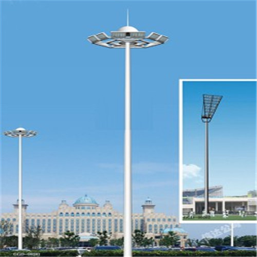 青州中杆灯厂家供应_信达电力科技质量好的中杆灯_你的理想选择