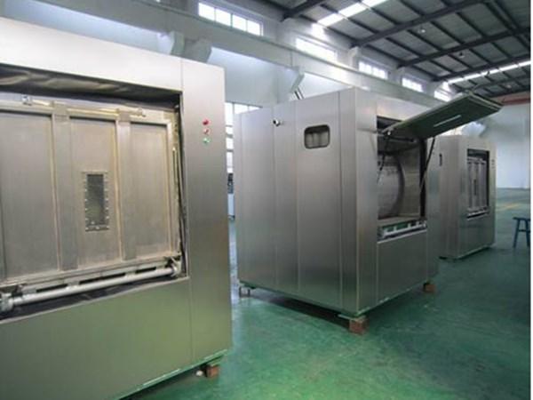 医院医用织物洗涤消毒隔离式洗衣机 卫生隔离式洗脱机厂家