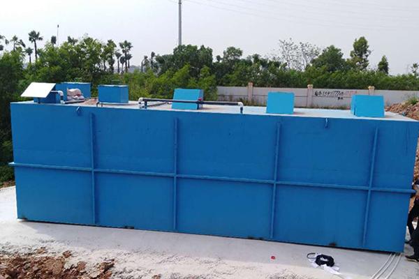 地埋式养殖污水处理设备-新款养猪场废水处理设备在哪可以买到