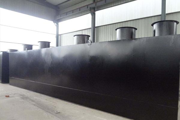 一体化污水处理设备-供应山东省智能一体化污水处理模块质量保证