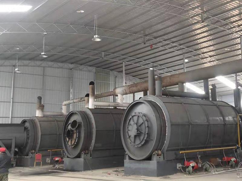 环保废橡胶炼油|哪有优良卧式设备生产制造厂家-环保废橡胶炼油