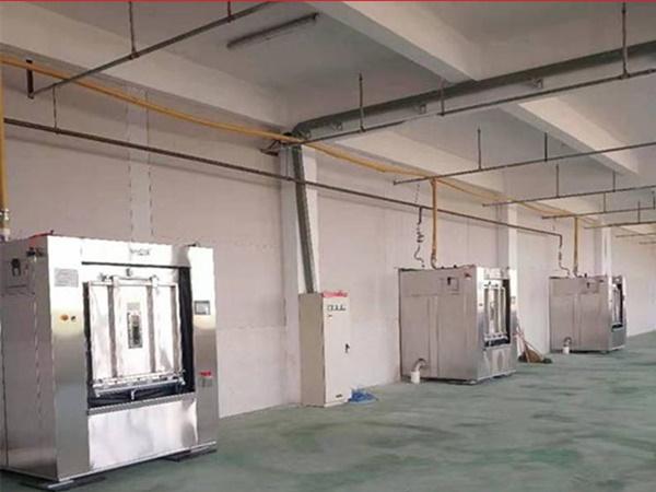 医院卫生隔离式全自动洗脱机-泰州市用心惠子洗涤机械厂