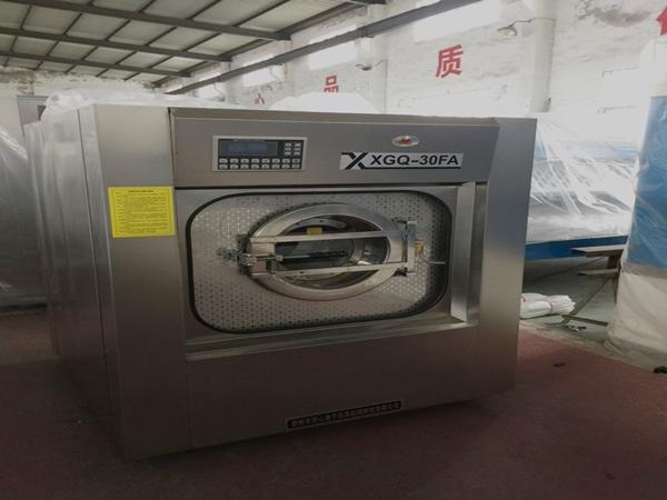 煤矿用工业洗衣机 旷工工作服洗衣机  大型洗衣设备厂家