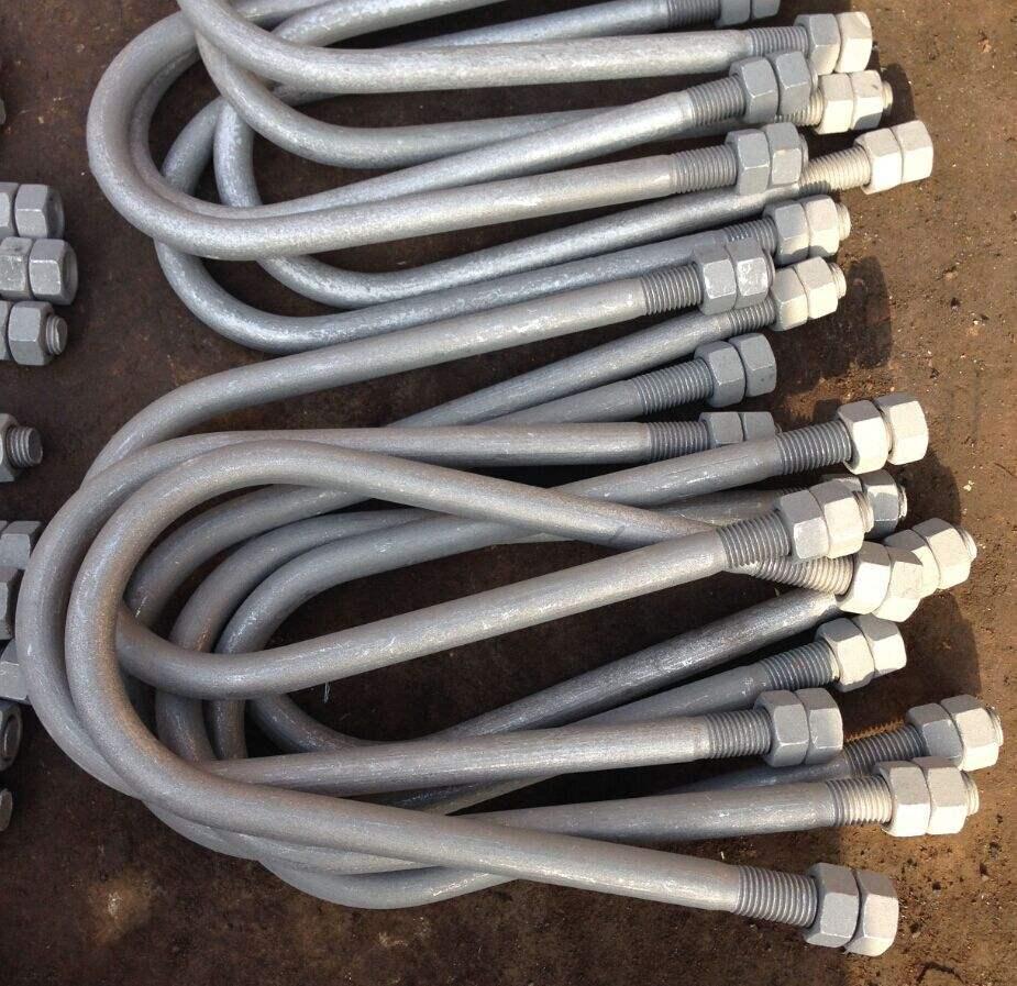 河北U型螺栓厂家-陕西U型螺栓价格-希达紧固件