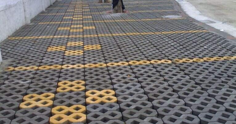 广西植草砖,植草砖停车位生产厂家