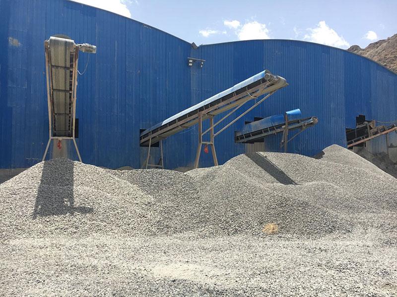 兰州建筑砂石料开采-价位合理的兰州砂石料甘肃顺翔新型节能建材供应