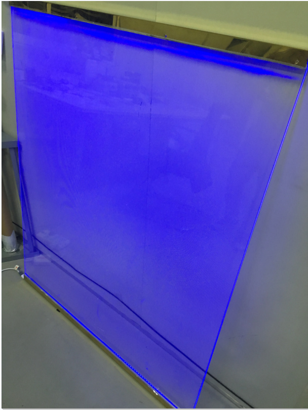 LED亞克力發光燈板壓克力導光板廠家 蘇州導光板 燈板廠商
