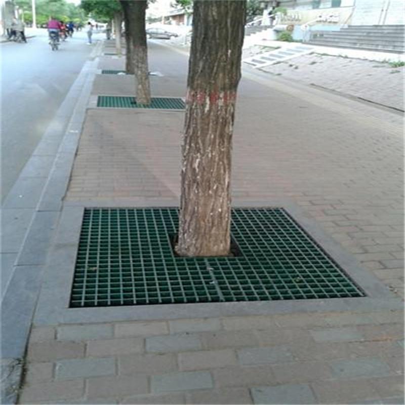 玻璃钢护树板格栅