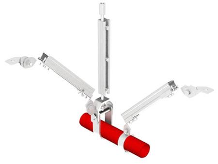 銅川抗震支架生產廠家-陝西價格合理的西安\抗震支架批銷