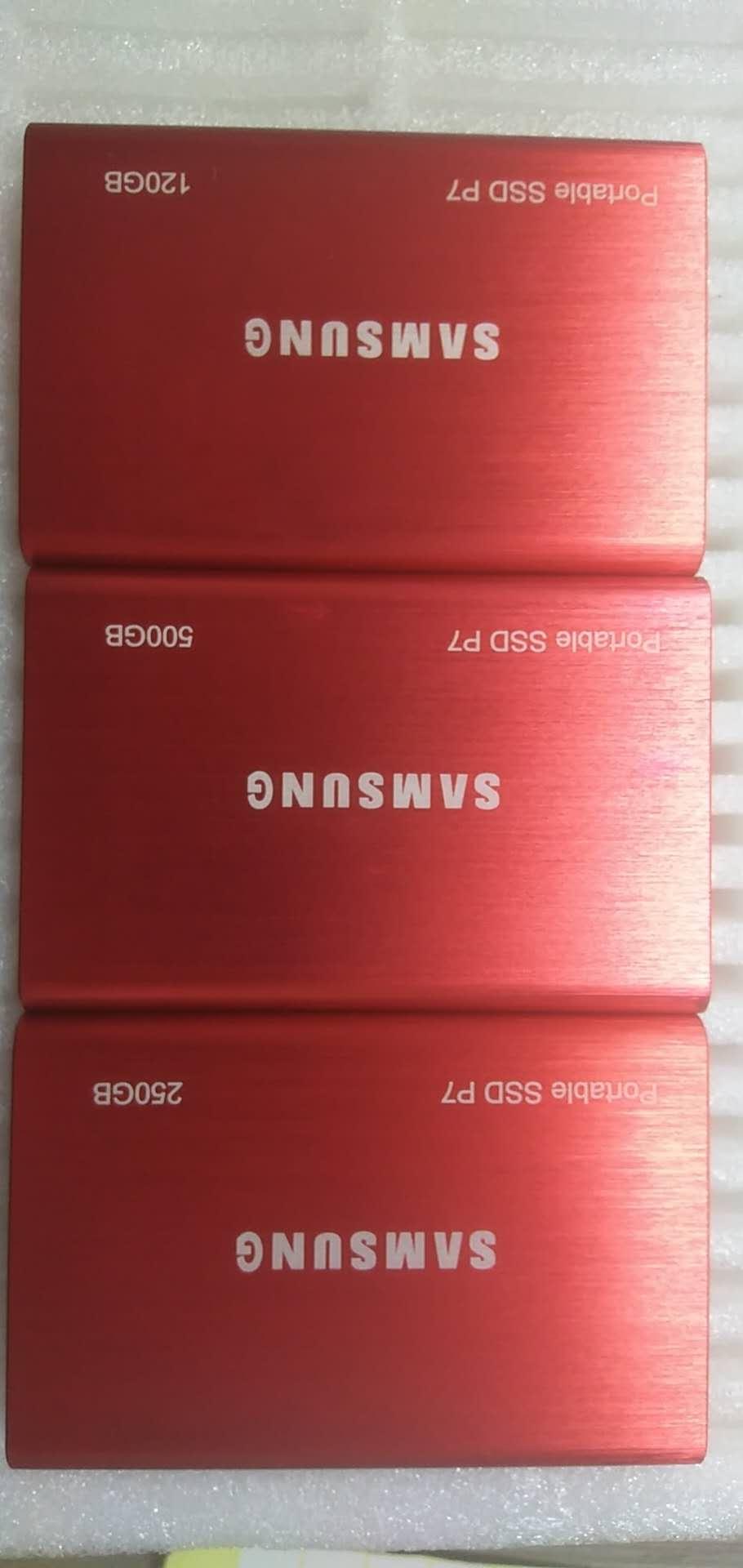 三星移动固态硬盘500GB现货出售
