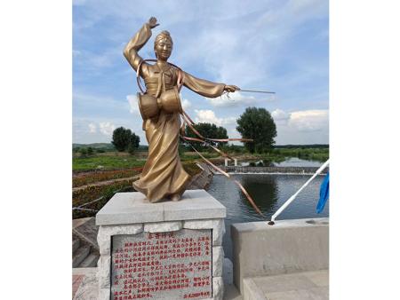葫芦岛铸铜雕塑-哪里有供应优惠的铸铜雕塑