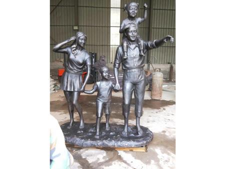 辽宁铸铜雕塑定制-哈尔滨铸铜雕塑哪家好-双鸭山铸铜雕塑哪家好