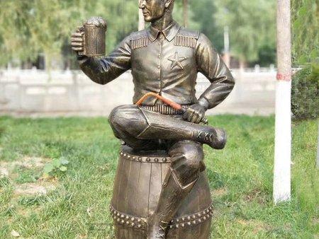 鞍山雕塑制作-通化雕塑制作-动物雕塑厂家
